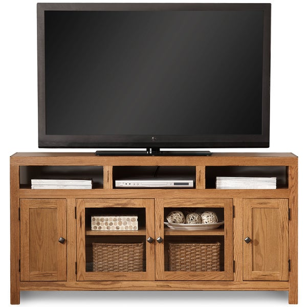 Shop Art Van Hudson 62 Inch Console Free Shipping Today