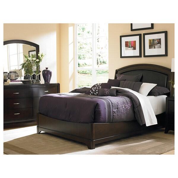 Shop Art Van Avalon 3-piece Queen Bedroom Set - Free Shipping Today ...