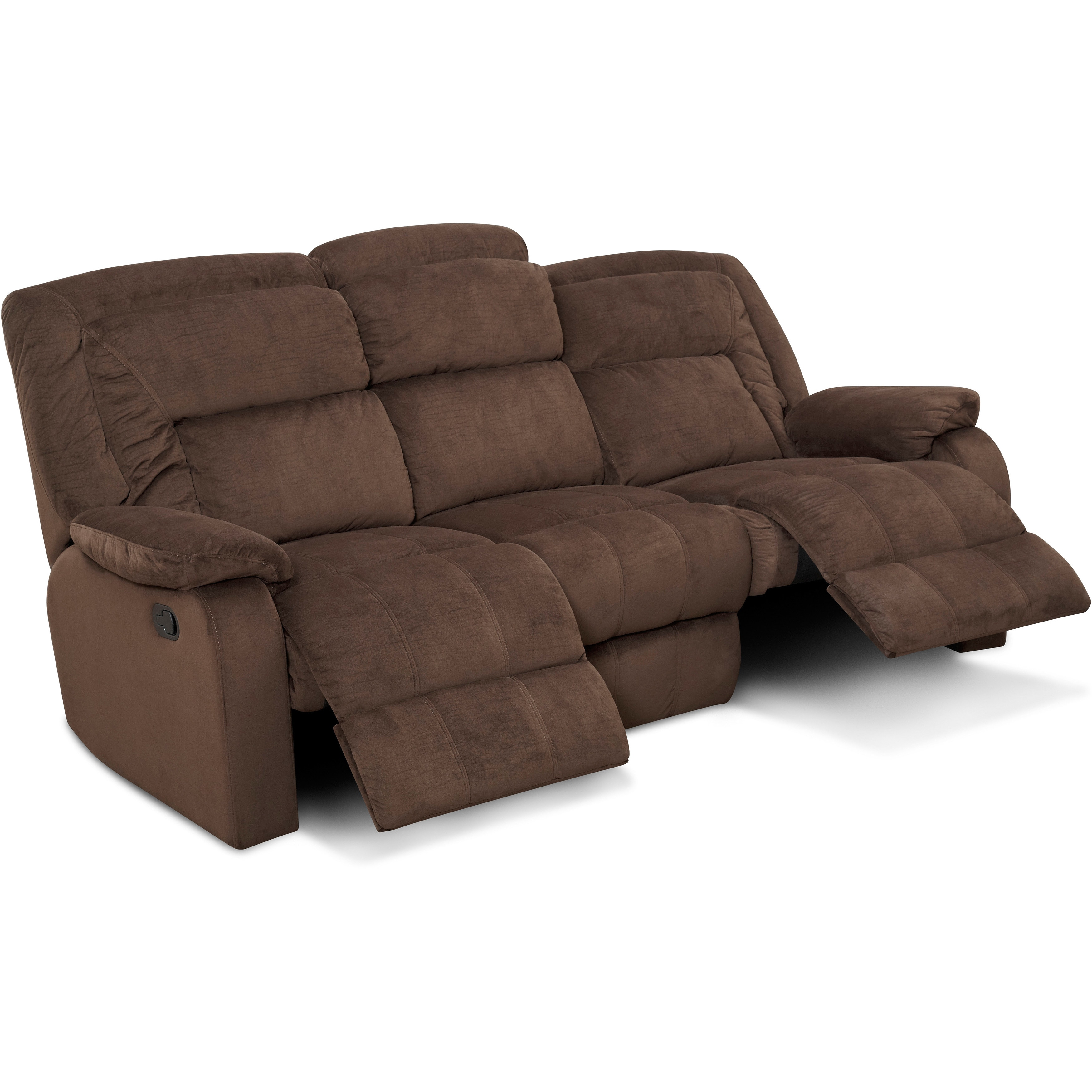 Donna Mocha Sectional Sofa Review Home Co