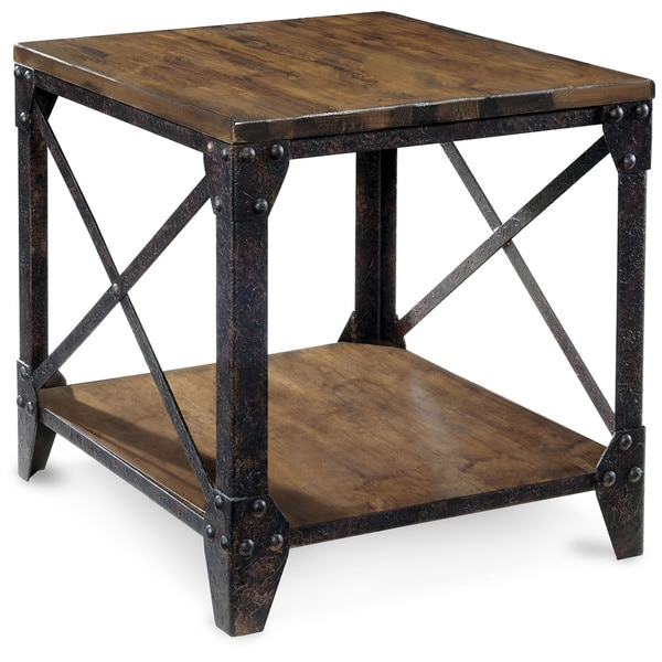 Pinebrook Coffee Table Art Van Pinebrook Rectangular End - Free Shipping Today - Overstock ...