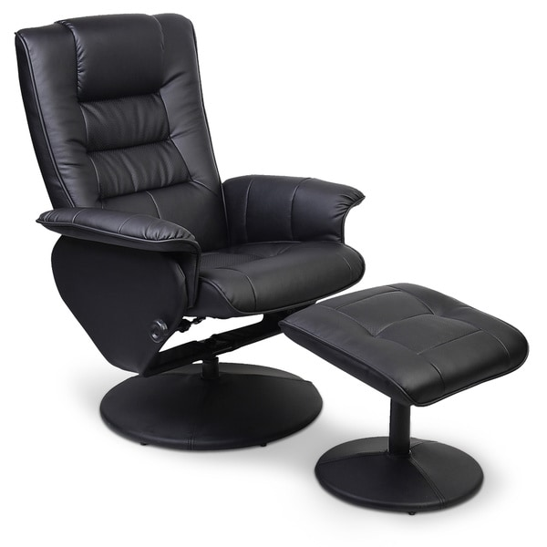 Art Van Reclining Chair And Ottoman Free Shipping Today