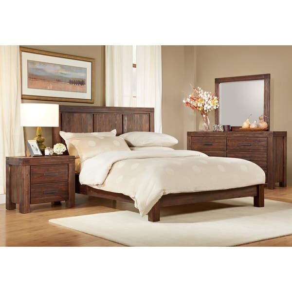 Shop Art Van Meadowbrook Queen Bed - Free Shipping Today ...