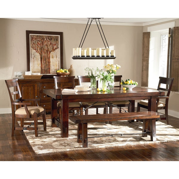 art van vineyard extension table free shipping today