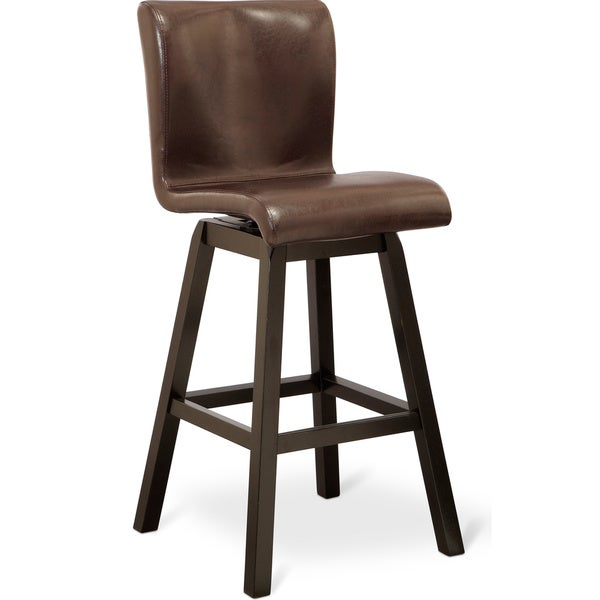 Art Van Noah Swivel Stool Free Shipping Today