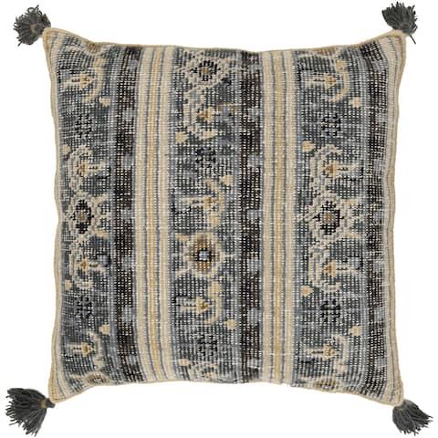 Morton 30-inch Stripe Throw Pillow