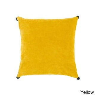 Entwistle 18-inch Decorative Down or Polyester Filled Throw Pillow