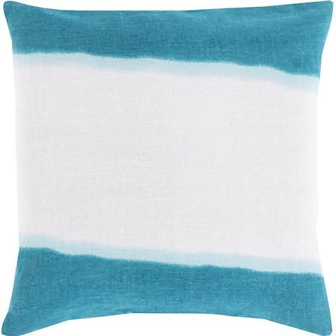 Benson 18-inch Decorative Stripe Throw Pillow