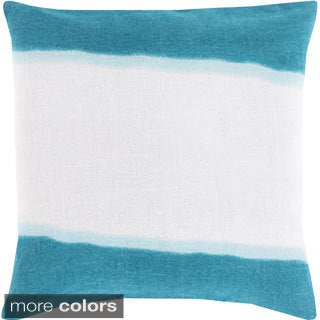 Benson 18-inch Decorative Stripe Throw Pillow