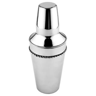 Stainless Steel 20-ounce Cocktail Shaker