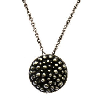 Bita Pourtavoosi Silver Plated Layer Necklace
