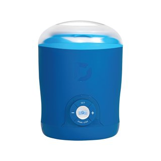 Dash DGY001BU Blue Greek Yogurt Maker