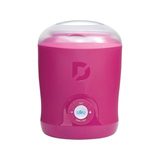 Dash DGY001PK Pink Greek Yogurt Maker