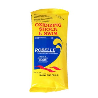Robelle Oxidizing Shock and Swim