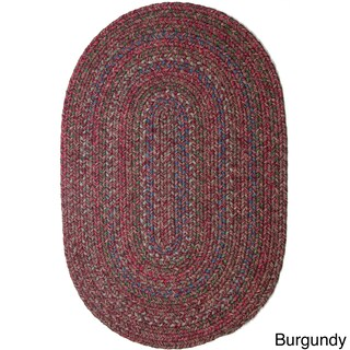 Rhody Rug Sophia Indoor/ Outdoor Braided Reversible Area Rug (5' x 8') - 5' x 8'