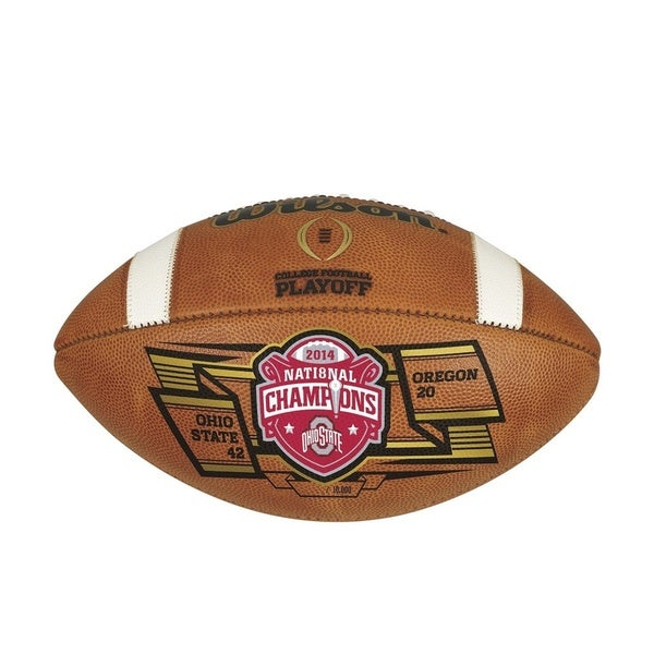 2014 College Football Playoffs Championship Ball