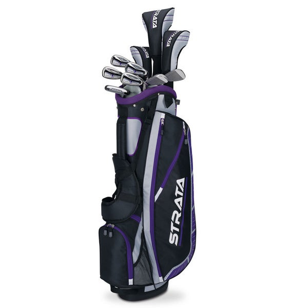 Callaway Women's Right Handed Strata Plus Golf Set