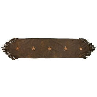 HiEnd Accents Laredo Runner Chocolate
