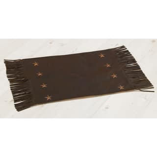 HiEnd Accents Laredo Chocolate Placemat (Set of 4)|https://ak1.ostkcdn.com/images/products/9951905/P17106105.jpg?impolicy=medium