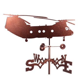 Sea Knight CH-46 Helicopter Weathervane