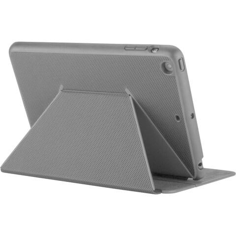 Speck DuraFolio Carrying Case (Folio) iPad Air - Black, Slate Gray