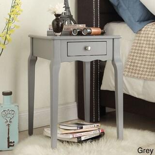 Daniella 1-drawer Wood Storage Side Table by iNSPIRE Q Bold