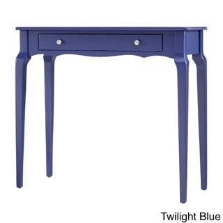Daniella 1-drawer Wood Accent Console Sofa Table by INSPIRE Q