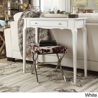 Daniella 1 Drawer Wood Accent Console Sofa Table By INSPIRE Q Bold