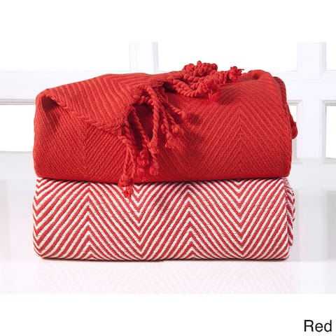 Red Blankets & Throws | Find Great Bedding Deals Shopping at Overstock