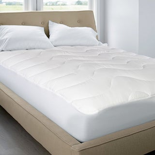 Classic 200 Thread Count Cotton top Mattress Pad