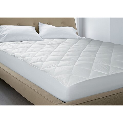 Supreme 250 Thread Count Cotton Waterproof Mattress Pad