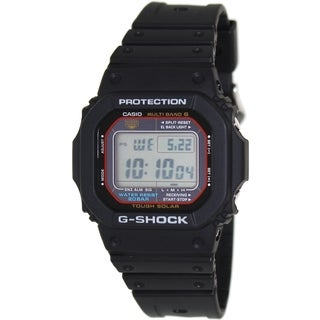 Casio Men's G-Shock GWM5610-1 Digital Resin Quartz Watch