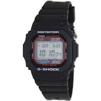Casio Men's G-Shock  Digital Resin Quartz Watch