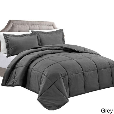 Clara Clark All-season Down Alternative Comforter