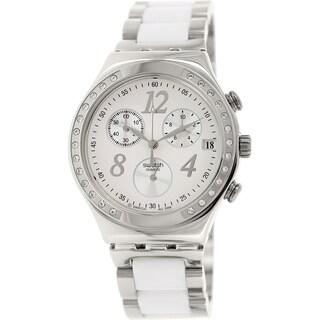 Swatch Women's Irony YCS511GC Stainless Steel Swiss Quartz Watch