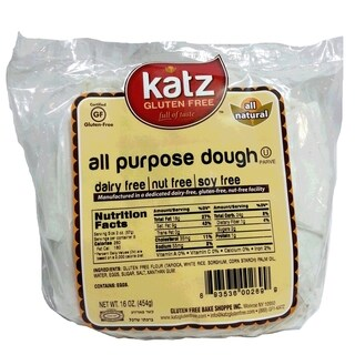 Katz Gluten-free All Purpose Dough (2 Pack)