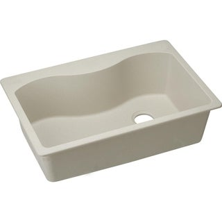 Elkay Harmony E-granite Granite Kitchen Sink