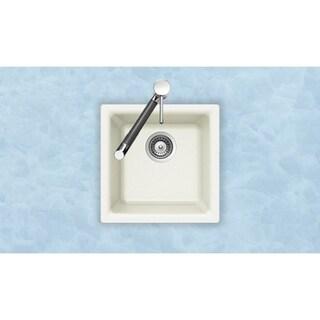 Houzer Undermount/ Drop-in Cloud Granite Kitchen Sink