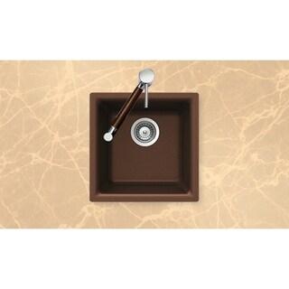 Houzer Undermount/ Drop-in Earth Granite Kitchen Sink