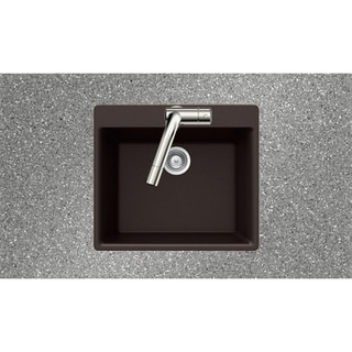 Ukinox Granite 60 40 Double Bowl Drop In Topmount Sink