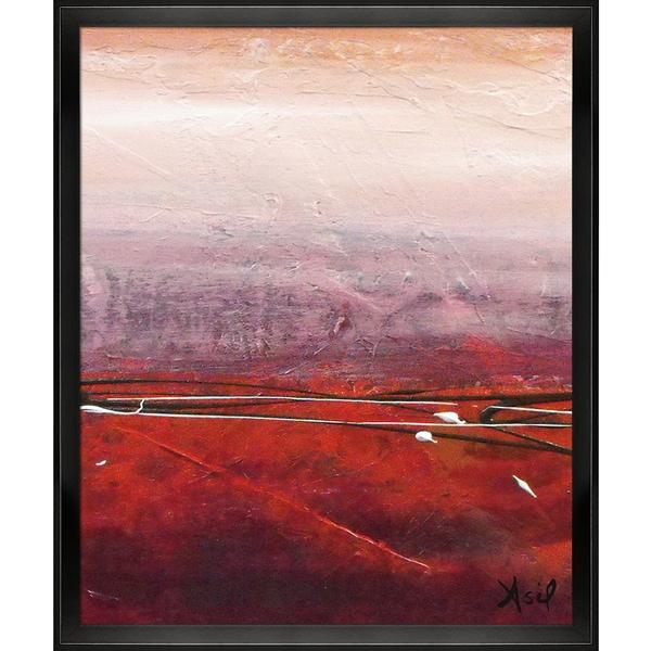 Lisa Carney FEV1212 Framed Fine Art Print