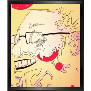 Ofir Sasson Uria Framed Fine Art Print