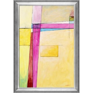 Clive Watts Edge of Abstraction No 7 Framed Fine Art Print