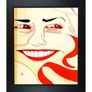 Ofir Sasson Liron Framed Fine Art Print