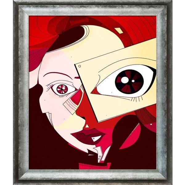 Ofir Sasson Or Framed Fine Art Print