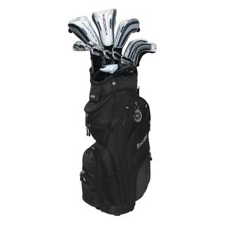 Tour Edge Golf HT Max D Men's Box Set Golf Clubs