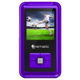 Ematic EM208VID 8 GB Purple Flash Portable Media Player|https://ak1.ostkcdn.com/images/products/9953855/P17107705.jpg?impolicy=medium