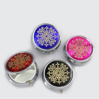 Decorative Pill Boxes (Set of 4)