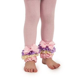 Girl's Pastel Princess Legging