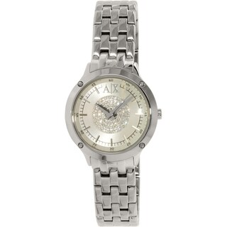 Armani Exchange Women's Active AX5415 Stainless Steel Quartz Watch