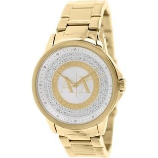 Armani Exchange Women's AX4321 Stainless Steel Quartz Watch